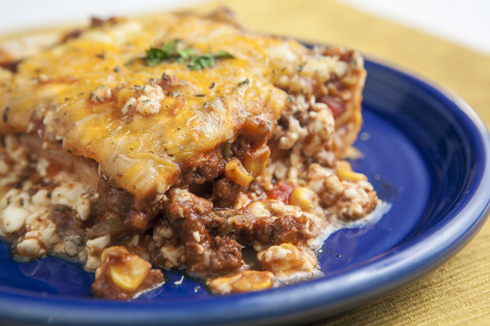 FMM2017-3441 In a Jam? Mexican Lasagna is a Crowd Pleaser for Last Minute Entertaining